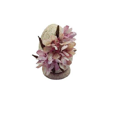 Foam egg, handmade decorative object