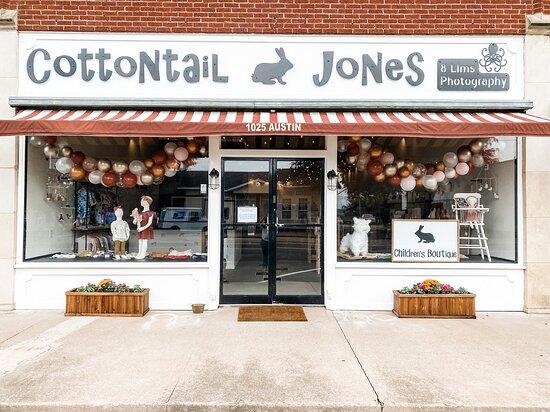 Cottontail Jones