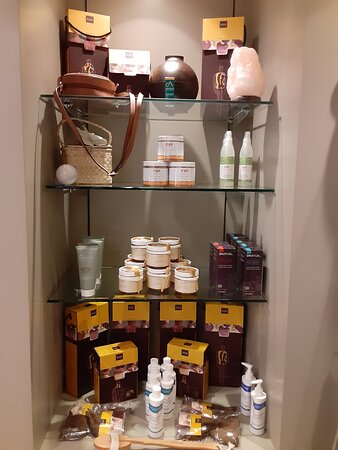 Take Bellissimo Spa & Salon's luxury home with you.
