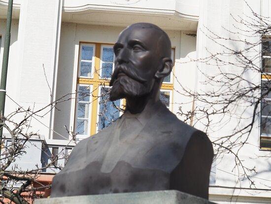 Dr. Kézmárszky Tivadar