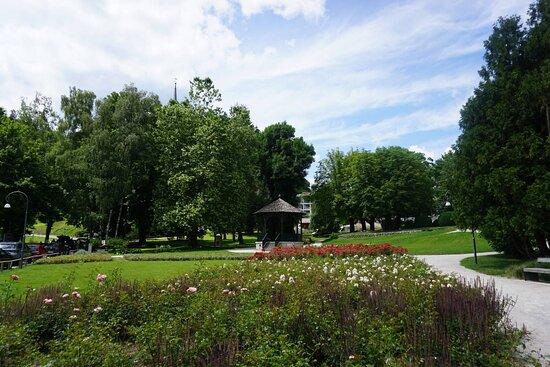 Zdraviliški Park (Spa Park)