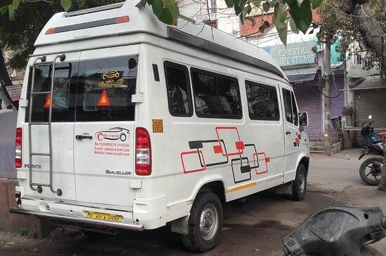 Cheapest Tempo Traveller in Delhi NCR
