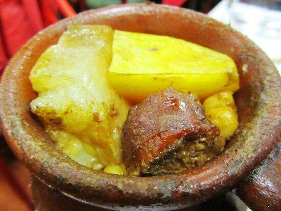 La Bola Restaurane Cocido Madrileño