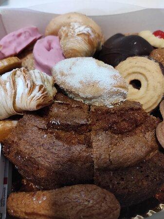 Pastas  artesanales para desayunos original