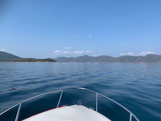 Approaching Hoi Ha