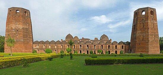 Murshidabad, India: katra Majzid