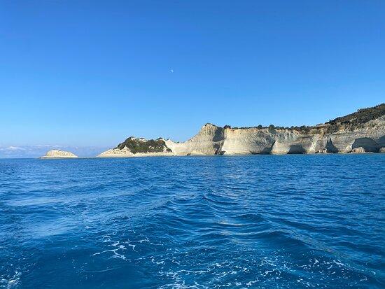 Paleokastritsa, Greece: Our paradise