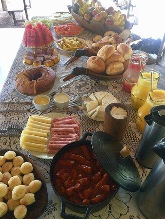 Café da manhã feito por encomenda