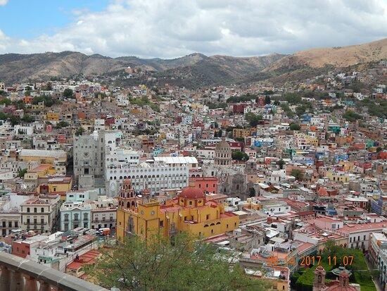 Ciudad de Guanajuato.