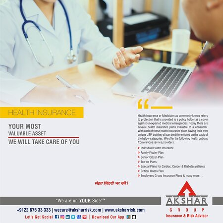 Mumbai, India: Health insurance