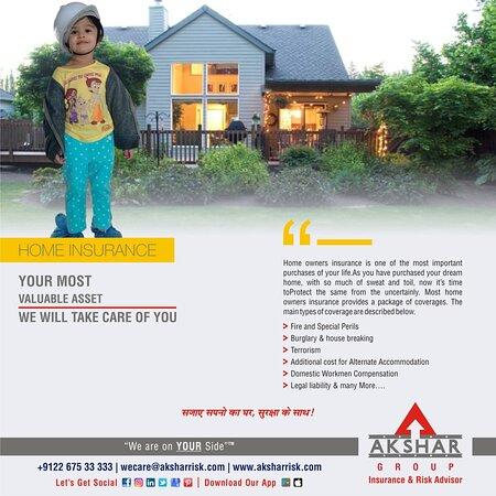 Mumbai, India: Home Insurance