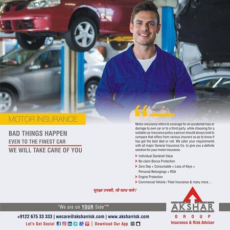 Mumbai, India: Motor Insurance