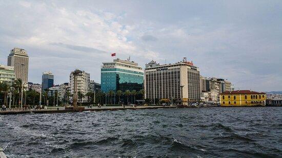Izmir - Cumhuriyet Square and Kantar Police station