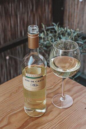 Vin blanc de Chypre