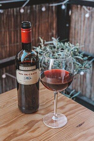 Vin rouge de Chypre
