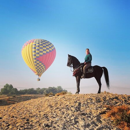 Horse riding holidays with Ride Egypt