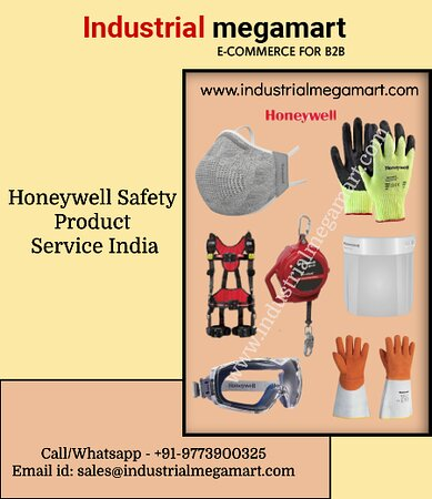 Índia: Safety workwear is very important for any individual who is working in a professional environment. Industrial Megamart offers b2b & b2c customers a wide range of personal protective equipment (PPE) and workwear products, including mask protection, helmets, eyewear, earplugs, fall protection, high visibility clothing and safety footwear at extremely competitive prices. Contact no: +91-9773900325 Visit: https://www.industrialmegamart.com