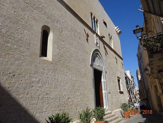 Syracuse, Italy: Palazzo Bellomo in Ortigia - Siracusa, Sicily