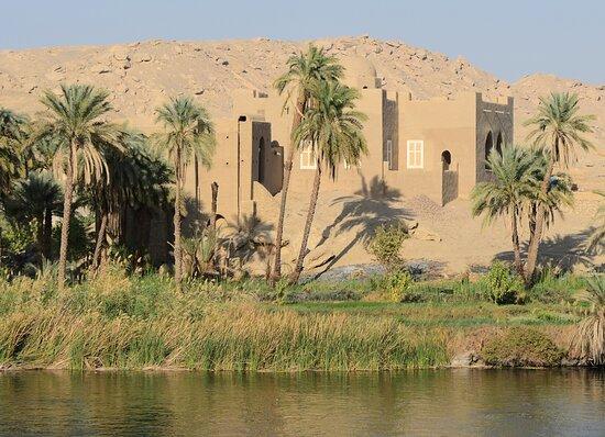 5-Day Sail from Luxor to Aswan: Nil Kreuzfahrt Mosche