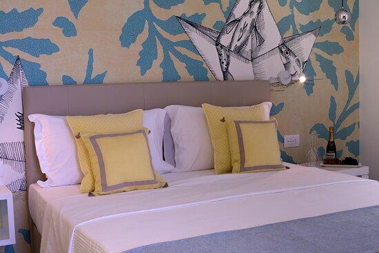 Misano Adriatico, Italy: foto camera luxury