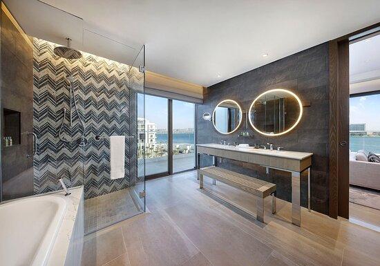 One Bedroom Suite Bathroom