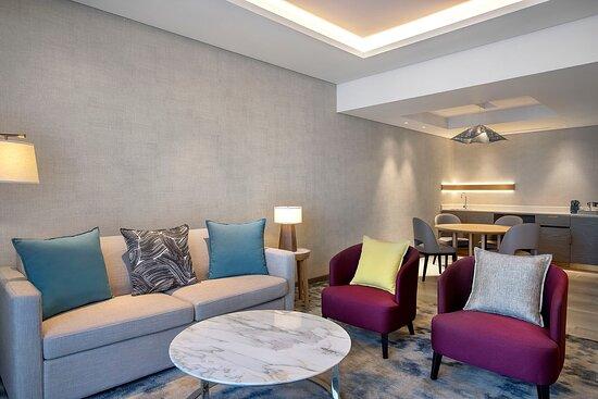 One Bedroom Suite Kitchenette