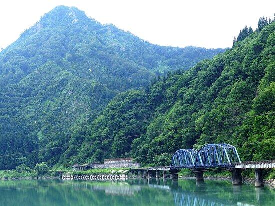 Tadamisen Daihachi Kyoro Bridge
