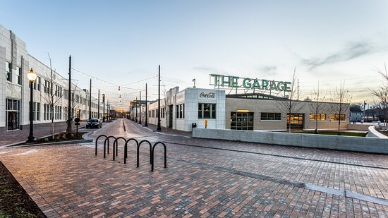 The Garage Food Hall