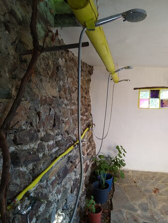 La Taha, Spain: Duchas / Wet Room