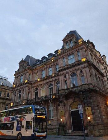 Beautiful architecture, beautiful building