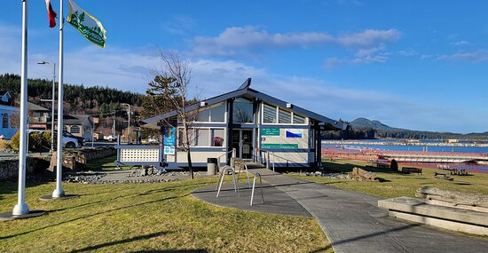 Port McNeill Harbour & Information Center
