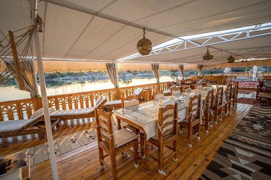 Dahabiya Nile Sailing - Authentic Nile Sailing