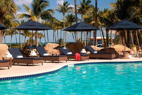 The Spa at Fort Lauderdale Marriott Harbor Beach Resort & Spa