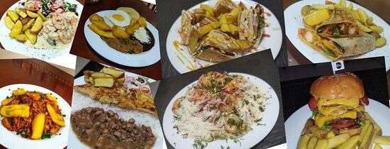 Gualaceo, Ισημερινός: Boka's Café Restaurant