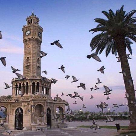 Izmir, Turkey: Saat Kulesi İZMİR