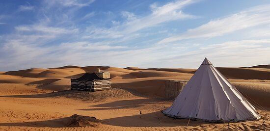 Private Tipi Tent at Shooting Star Camp