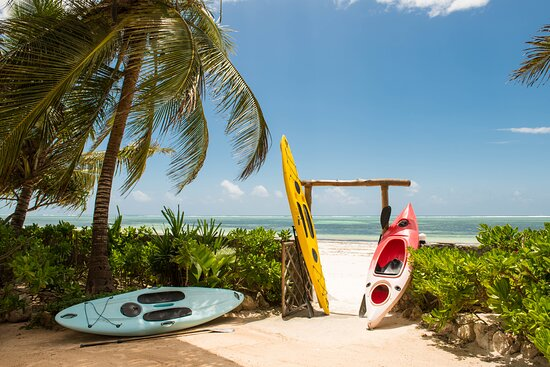Kayak and SUP available