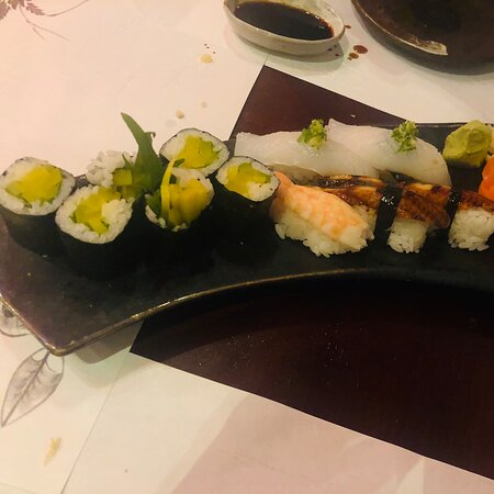 Excellent Sushi at a good price