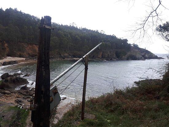 Praia de Alegrín