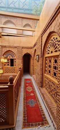 Bedroom corridor 1st floor