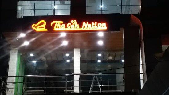 Bijnor, India: Front