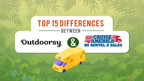 Estados Unidos: Outdoorsy and Cruise America are well-known names in the RV rental industry. If you are planning an RV trip, you will definitely come across these RV rental companies. Obviously, it could create confusion in choosing the better out of these two. To help you out, we have created a detailed comparison between the two i.e. Cruise America vs Outdoorsy. Check out the differences to make the right choice for your trip!  http://bit.ly/2PKTG2R #outdoorsy #cruiseamerica #rvrental #rvlife #rvtrip