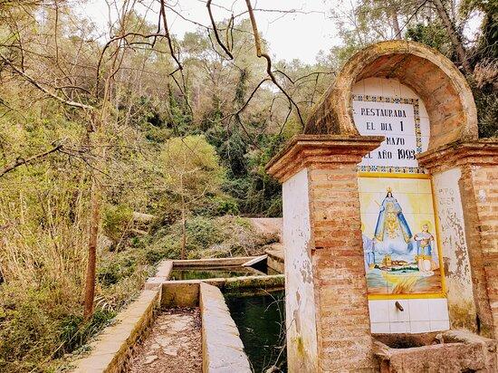Regionen Valencia, Spanien: Les Santes, Cabanes