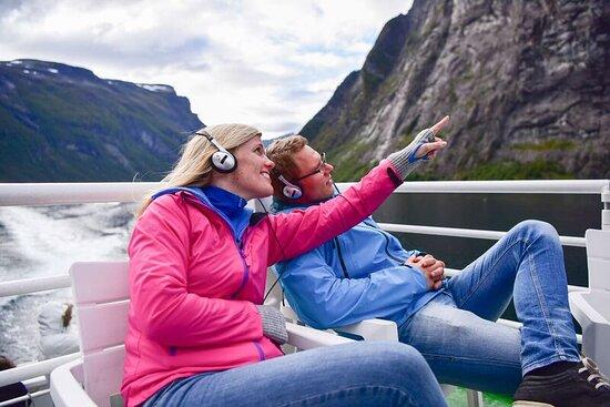 Geiranger Fjordservice AS