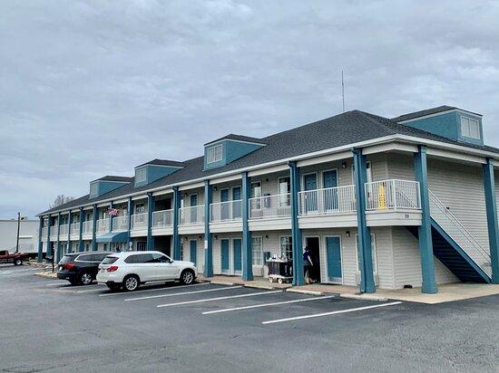 Seneca, Carolina del Sur: Exterior