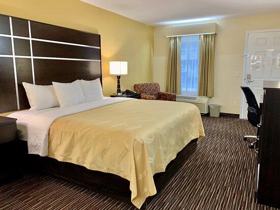 Seneca, Carolina del Sur: King Room