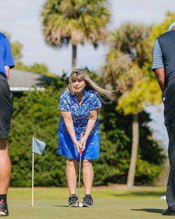 Charlaine Tatz, PGA Professional http://www.golfstpete.com/instruction/