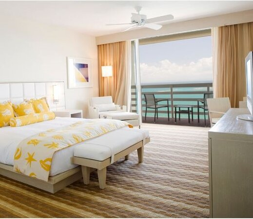 230 beautifully appointed ocean view guestrooms, all with private balconies.
