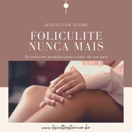 Mongagua, SP: Foliculite nunca mais.