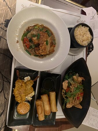 Food at Ramside Hall